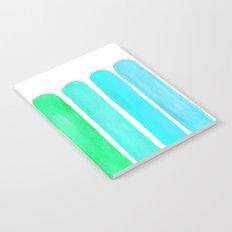 Ocean Green Notebook