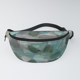 An Ocean of Mermaid Tears Fanny Pack