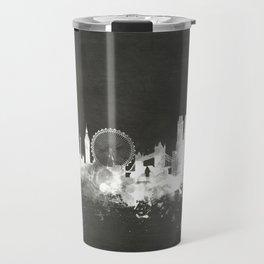 London England Skyline Travel Mug
