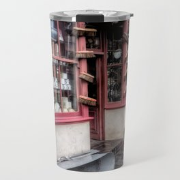 Victorian Stores Travel Mug