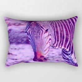 Animal ArtStudio 1019 Zebra Rectangular Pillow