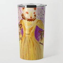 """Bixby - Monarch of Rodentia"" Travel Mug"