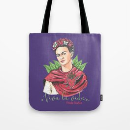 VIDA Tote Bag - shine your light by VIDA