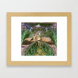 Aya Dreamer Framed Art Print