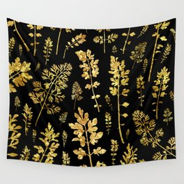 parsley of gold Wall Tapestry