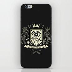 The Secret Society iPhone & iPod Skin