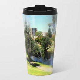 Adelaide Torrens River and CBD Travel Mug