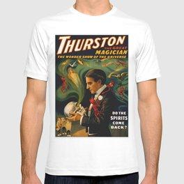Thurston The Great Magician - Spirits T-shirt