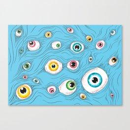Eye See You. Canvas Print