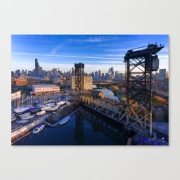 The Connection Canvas Print