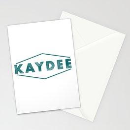 Modern Kaydee Stationery Cards