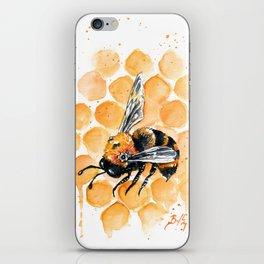 Clockwork Bee IX iPhone Skin