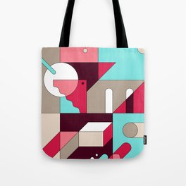 Abstraction I Tote Bag