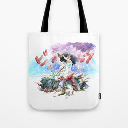 utopia apocalyptic obsessions Tote Bag