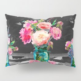 Color in the Dark Pillow Sham