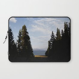 CAMPING GROUNDS Laptop Sleeve