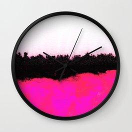 F11 Wall Clock