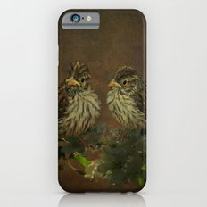 Thinking Spring iPhone 6s Slim Case