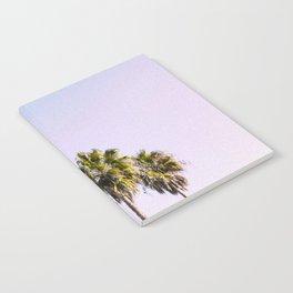 Pastel Sky Palm Trees Notebook