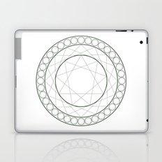 Anime Magic Circle 12 Laptop & iPad Skin