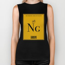 Periodic Table of Nuggets Biker Tank