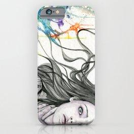 Colors inside me iPhone Case