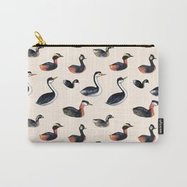Grebes Carry-All Pouch