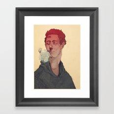 Bruiser Framed Art Print