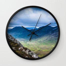 Ireland 42 Wall Clock
