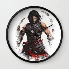Prince of Persia Wall Clock