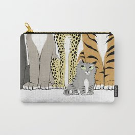 I Am a Cat! Carry-All Pouch