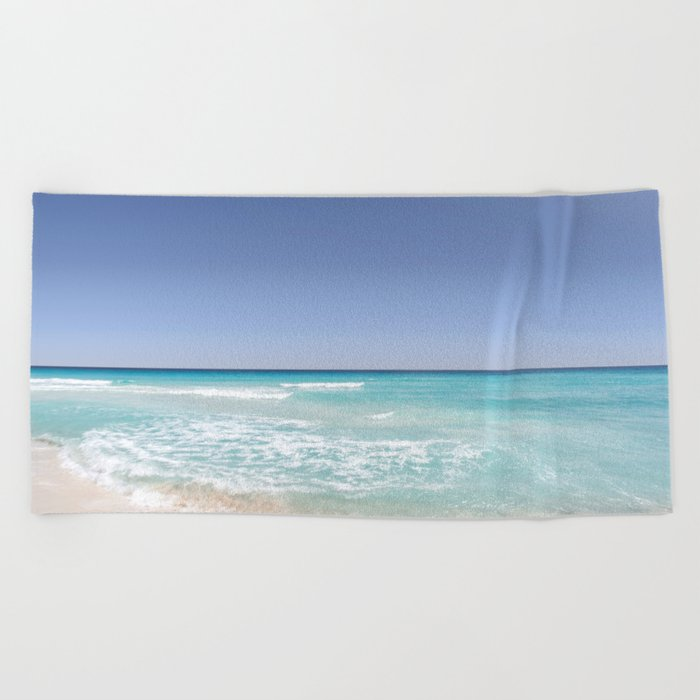 The perfect place Beach Towel
