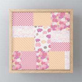 Beautiful Patch 6 Framed Mini Art Print