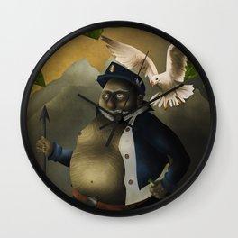 Captain Morgan Wall Clock