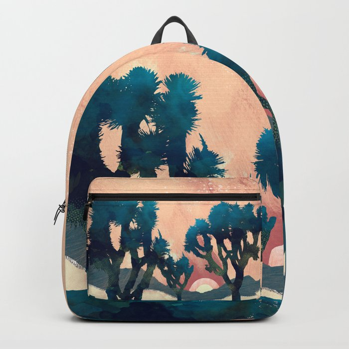 Sunset Desert Canyon Backpack