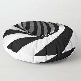 Spiral Floor Pillow
