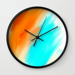 Complementary Wall Clock