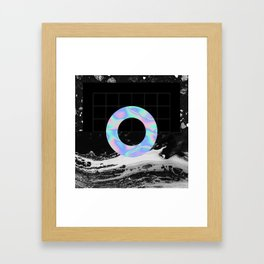 YOUNG MEN DEAD Framed Art Print