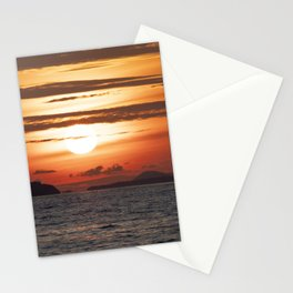 Sunset Thailand Stationery Cards