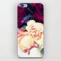 Pink, Red & Purple iPhone & iPod Skin