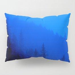 Blue Mist - Kenai Peninsula, Alaska Pillow Sham