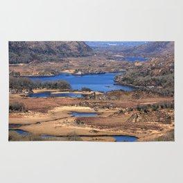 Ladies View Killarney National Park Rug