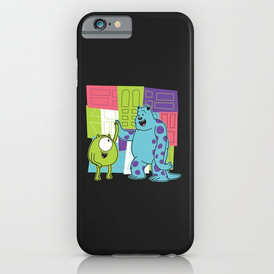 Monster Time iPhone & iPod Case