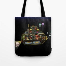 suBEARine Tote Bag