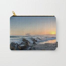 Santa Barbara Coastline Carry-All Pouch