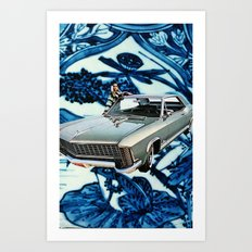 Pimp My China Art Print