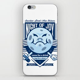 Night of Joy iPhone Skin