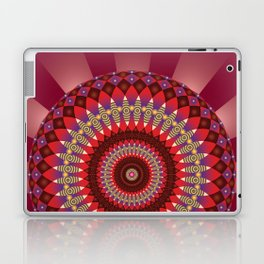 Creativity Mandala - מנדלה יצירתיות Laptop & iPad Skin