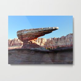 Ornament Valley (Daytime no.1) Metal Print