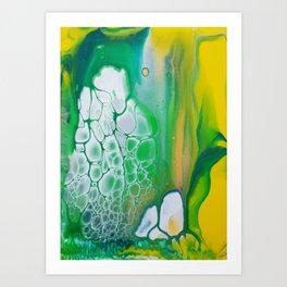 Sunshine In My Soul by Jess Cargill Art Print